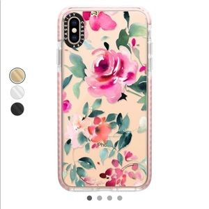 Casetify Baby Pink Case iPhone XS Max
